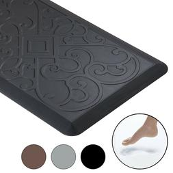 Anti-Fatigue Mat,Thick Floor Pad For Kitchen Standing Desk,G