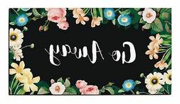 Funny Housewarming Gifts for New Home Go Away Flower Welcome