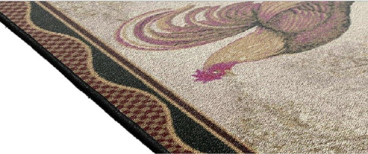 Kitchen Rug Country Accent Indoor Decor