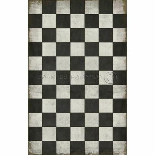 Classic Past Rectangle Floor By Spicher