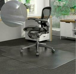 New Hot PVC Matte Home-use Protective Mat for Floor Chair Tr