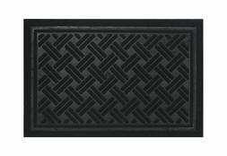Rubber Backed Engraved Entrance Doormat for Indoor/Outdoor C