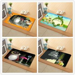 Totoro Watercolor Painting Doormat Decor Door mat Floor Mat