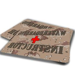 waterboard instructor camouflage design indoor door mat